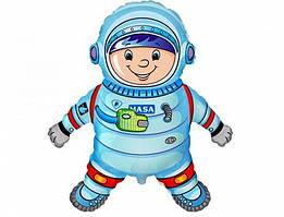 Фольга большая Космонавт 901716