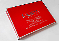 Тени для век PUPA Milano 8827(20 оттенков теней ) 28g ROM 8827 /5-3