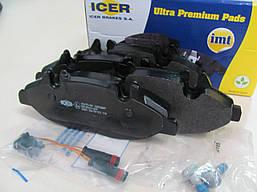 Тормозные колодки передние Mercedes Vito W639 BOSCH ICER