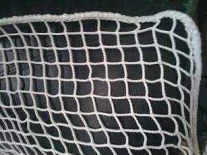 Сетка защитно-улавливающая специальная (нить ПА  (полиамид) 220 tex,D 3,4 мм.,154 кгс), размер 3,5*9