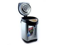 Термопот MS 3L, Электрочайник термос, Термос-термопот на 3 литра, Термос с подогревом электрический! Лучшая цена