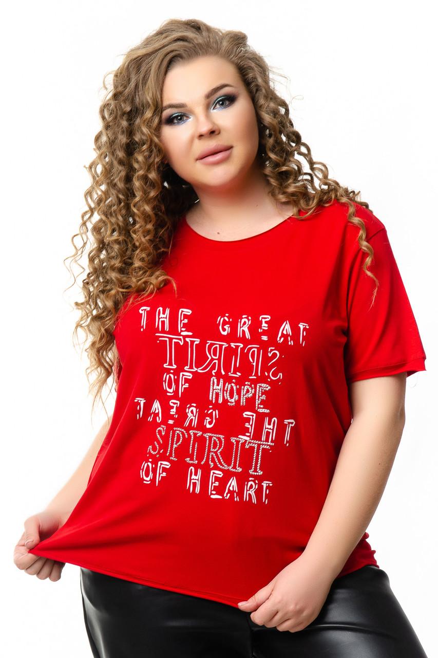 Женская футболка SPIRIT