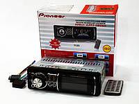 Автомагнитола Pioneer 1125 (MP3+Usb+Sd+Fm+Aux), Магнитола в машину, Автомагнитола с ДУ, Магнитола 1DIN! Лучшая цена