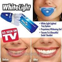 Отбеливание зубов в домашних условиях White Light Tooth, отбеливатель! Лучшая цена