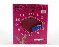 Сушилка для ногтей Beauty nail UV 818 K, УФ лампа, Ультрафиолетовая лампа для ногтей, Лампа для наращивания! Лучшая цена