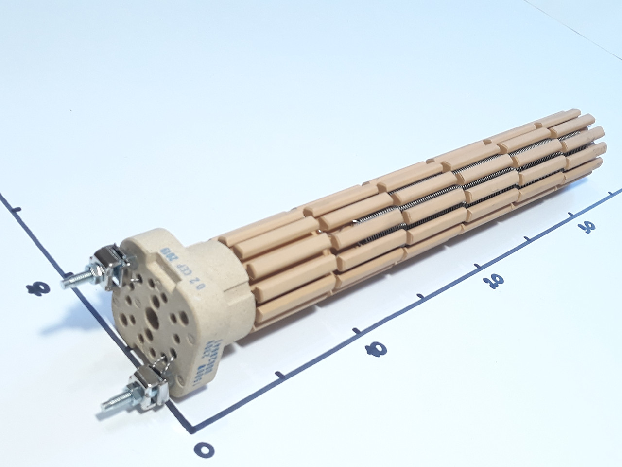 Нагреватель для бойлера 1500w керамический (стеатитовый) (Египет)