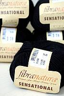 Sensational merino wool 100% черный