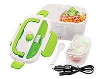 Lunch heater box 12v Car Автомобильный, Ланч Бокс с подогревом, Электрический ланч-бокс, Контейнер для еды! Лучшая цена