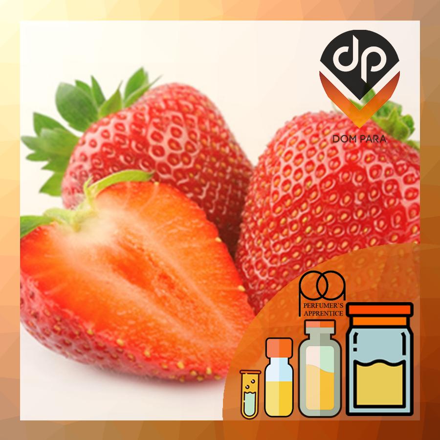 Ароматизатор TPA\TFA Strawberry (Ripe)| Клубника (Спелая)
