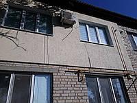 Наружное утепление квартиры, фото 1