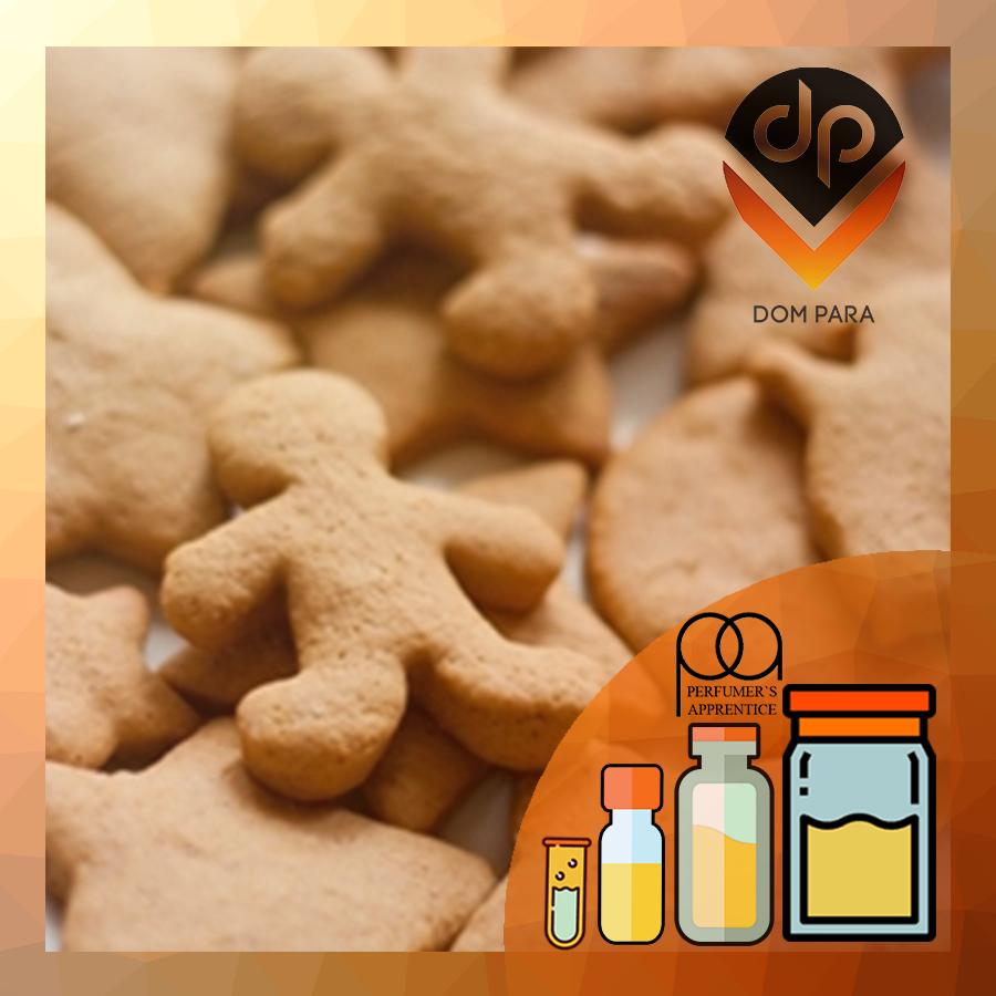 Ароматизатор TPA\TFA Gingerbread Extra Ginger| Имбирное печенье