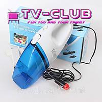 Автопылесос Portable Car Vacuum Cleaner мини-пылесос с функцией сбора воды! Лучшая цена