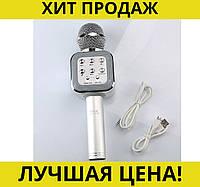 Беспроводная колонка - микрофон караоке Wster WS-1818