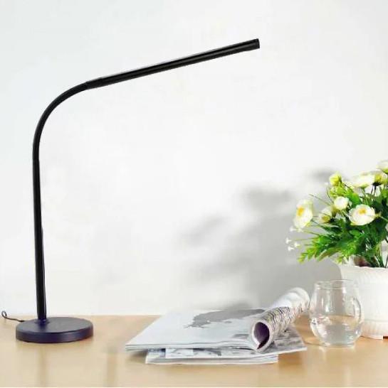 Настольная LED лампа WK lamp WT-L04 Black