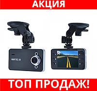 """Автомобильный видеорегистратор DVR K6000 2,6"""" экран!Хит цена"""