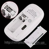 Беспроводная мышка Apple White ультратонкая оптическая радио мышь Белая! Лучшая цена