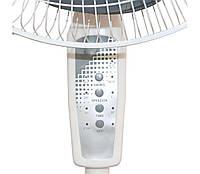 """Напольный вентилятор Changli Crown FS-1608 с таймером и пультом 44 см stand fan 17"""" 40W! Лучшая цена"""