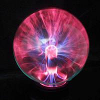 """Плазменный шар ночник светильник Plasma Light Magic Flash Ball 5""""! Лучшая цена"""