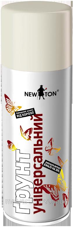Грунт універсальний Білий В АЕРОЗОЛІ NewTon 400мл
