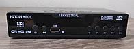 Цифровой эфирный Т2 тюнер DV3 T777 + IPTV + YouTube + WIFI + 4k! Лучшая цена