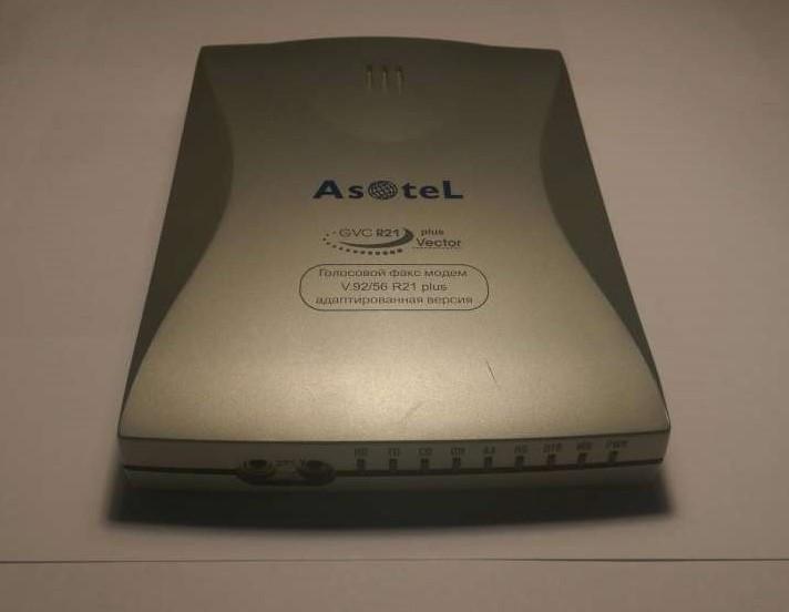 Asotel PT-3120 (модем)