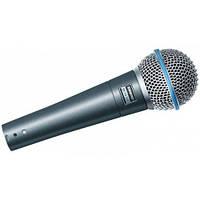 Проводной микрофон BETA 58A! Лучшая цена