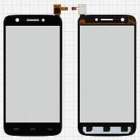 Touchscreen (сенсорный экран) для Prestigio MultiPhone 5508 Duo, оригинальный