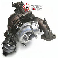 Турбина ChryslerSebring 2.0 CRD 140 HP 768652-5003S, 768652-5007S, ECE, PDE (DPF), 68000633AC, 2007-2010