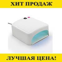 УФ лампа для ногтей ZH818А с таймером