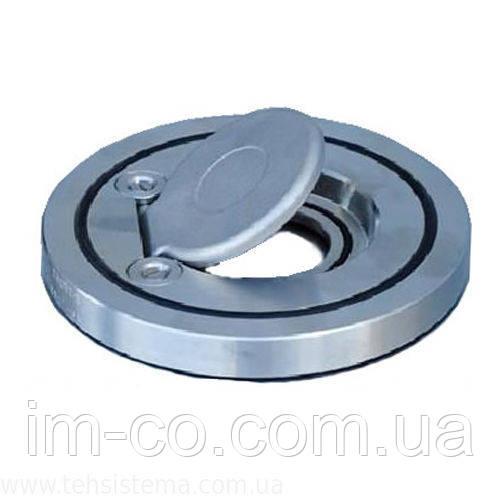 Клапан-хлопушка обратный межфланцевый ДУ65 РУ16