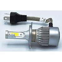 Комплект светодиодных автомобильных LED ламп C6 H4 30W! Хит продаж