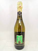 Вино ігристе біле Vinoro Lambrusco Bianco 0.75 л