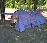 Палатка туристическая четырехместная.Karelia 4, фото 1