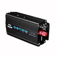 Автомобильный инвертор UKC SSK 1000W преобразователь напряжения, 12В 220В 1000Вт! Хит продаж