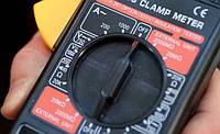 Тестер мультиметр токоизмерительные клещи Digital 266FT! Хит продаж