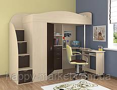 Кровать -чердак  КЧЛК-2504-2