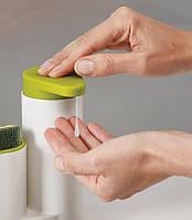 Органайзер для кухонной раковины Sink Tidy Sey двойной   дозатор жидкого мыла   подставка кухонная под
