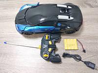 Радиоуправляемая машина-трансформер Transforms Changeable Force Ares! Хит продаж