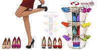 Органайзер для хранения одежды и обуви Карусель! Хит продаж