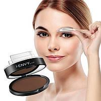 Бьюти Штамп пудра для бровей Eyebrow Beauty Stamp