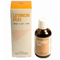 Средство для восстановления печени Leviron Duo, Левирон Дуо, очищения и лечение печени, для печени, от печени
