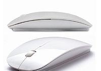 Мышка MOUSE APPLE G132, Беспроводная компьютерная мышка, Тонкая мышь для компьютера, USB мышка для ноутбука! Хит продаж