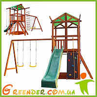 Детские игровые комплексы на улице Babyland-3