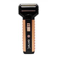 Триммер Gemei GM 789 3в1 для бороды и носа! Хит продаж