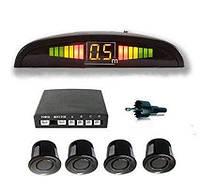 Парковочная система Car Radar parking - Парктроник на 4 датчика! Хит продаж