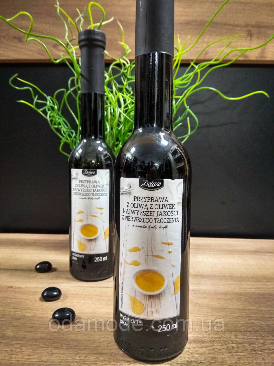 Масло оливковое со вкусом белого трюфеля Deluxe (Италия)