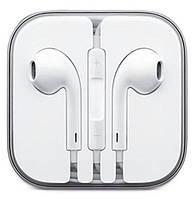 Наушники Apple iPhone / Ipod / Ios / Android. Качественное звучание!!! Хит продаж