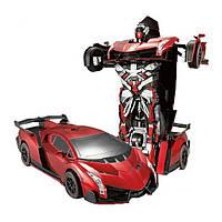 Радиоуправляемая машина-трансформерЛамборджини Transforms Changeable Force Ares! Хит продаж