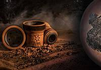 ЧАША ДЛЯ КАЛЬЯНА SOLARIS PLUTO (СОЛЯРИС ПЛУТО- Глиняная чаша)