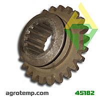Шестерня привода насоса МТЗ-80 50-4604032А
